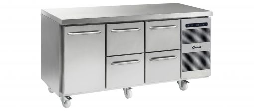 Gram GASTRO K 1807 CSG A DL/2D/2D C2 Refrigerated counter