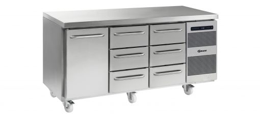 Gram GASTRO K 1807 CSG A DL/3D/3D C2 Refrigerated counter