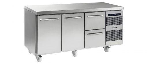 Gram GASTRO K 1807 CSG A DL/DL/2D C2 Refrigerated counter