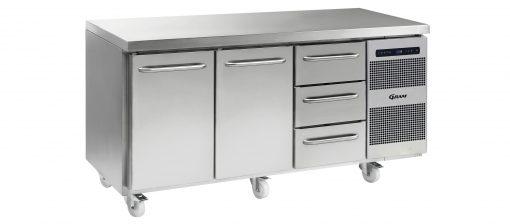 Gram GASTRO K 1807 CSG A DL/DL/3D C2 Refrigerated counter