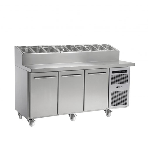 Gram GASTRO K 1807 CSG PT DL DL DR C2 Refrigerated counter