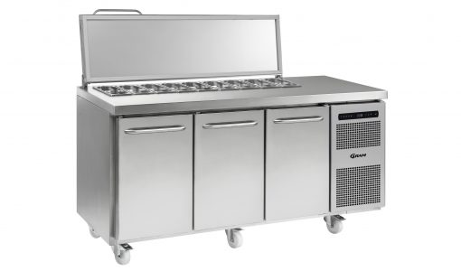 Gram GASTRO K 1807 CSG SL DL/DL/DR C2 Refrigerated counter