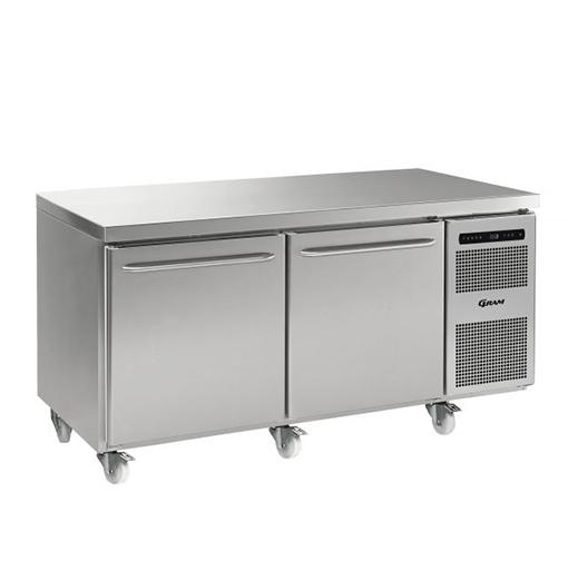 Gram GASTRO K 1808 CSG A DL DR C2 U Refrigerated counter