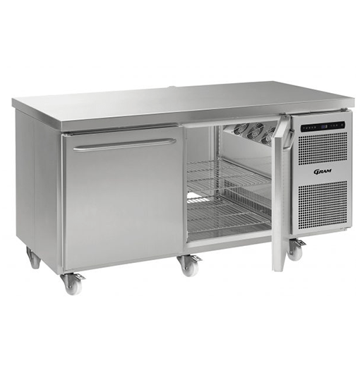 Gram GASTRO K 1808 D CSG A DL DR C2 U Refrigerated counter