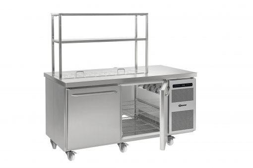 Gram GASTRO K 1808 D CSG S OPL DL DR C2 U Refrigerated counter