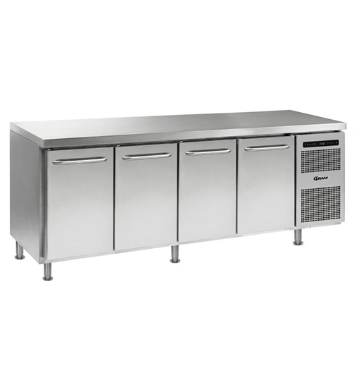 Gram GASTRO K 2207 CMH AD DL DL DL DR LM Refrigerated counter