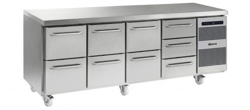 Gram GASTRO K 2207 CSG A 2D/2D/2D/3D C2 Refrigerated counter