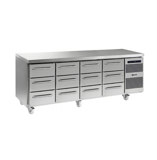 Gram GASTRO K 2207 CSG A 3D 3D 3D 3D C2 Refrigerated counter