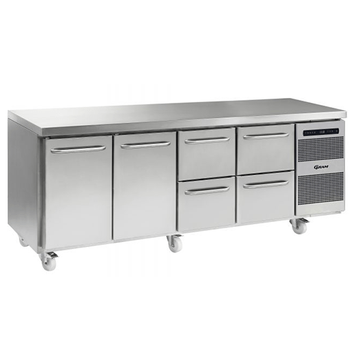 Gram GASTRO K 2207 CSG A DL DL 2D 2D C2 Refrigerated counter