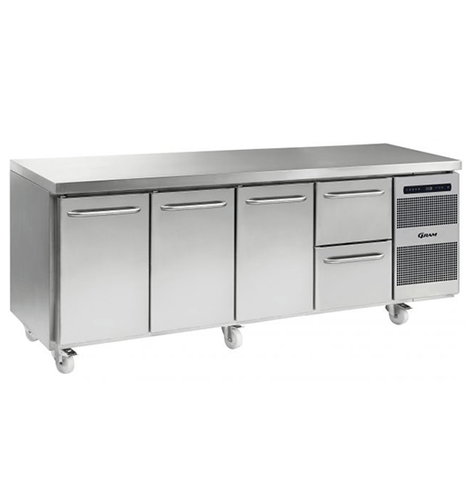 Gram GASTRO K 2207 CSG A DL DL DL 2D C2 Refrigerated counter