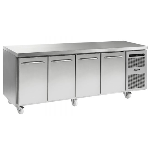 Gram GASTRO K 2207 CSG A DL DL DL DR C2 Refrigerated counter