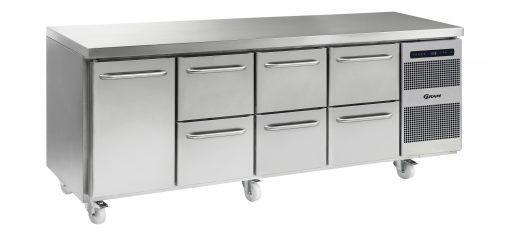 Gram GASTRO K 2207 CSG A DL/2D/2D/2D C2 Refrigerated counter