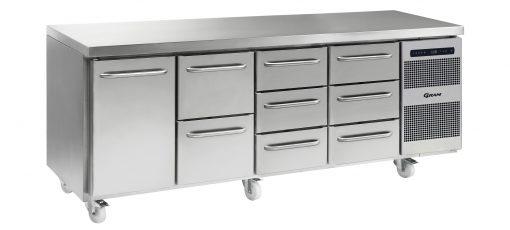Gram GASTRO K 2207 CSG A DL/2D/3D/3D C2 Refrigerated counter
