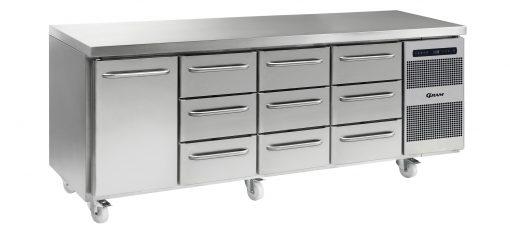 Gram GASTRO K 2207 CSG A DL/3D/3D/3D C2 Refrigerated counter