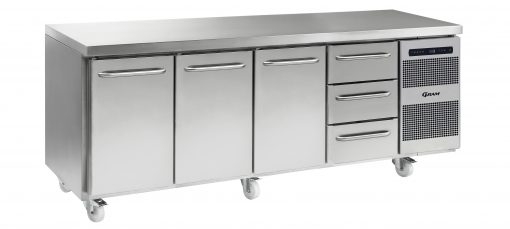 Gram GASTRO K 2207 CSG A DL/DL/DL/3D C2 Refrigerated counter