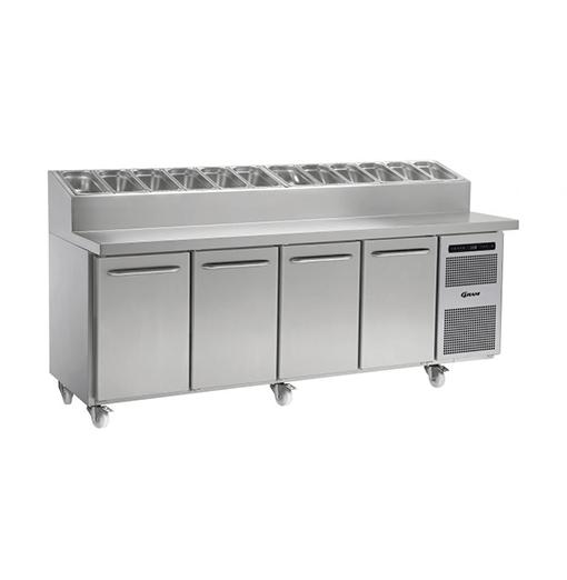 Gram GASTRO K 2207 CSG PT DL DL DL DR C2 Refrigerated counter