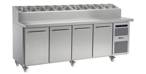 Gram GASTRO K 2207 CSG PT DL/DL/DL/DR C2 Refrigerated counter