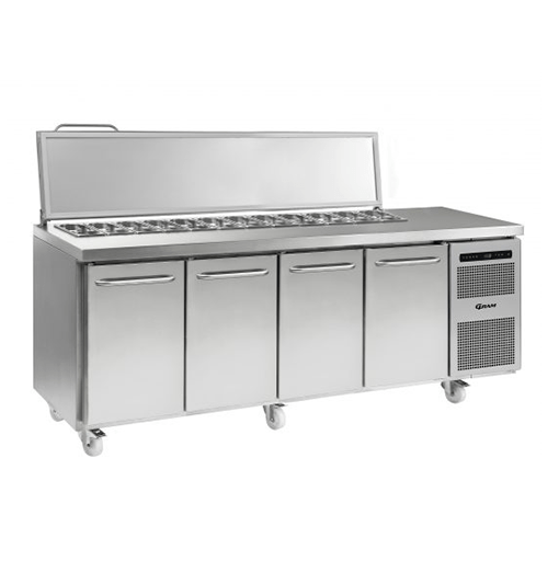 Gram GASTRO K 2207 CSG SL DL DL DL DR C2 Refrigerated counter