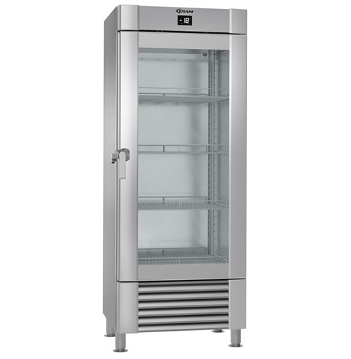 Gram MARINE MIDI FG 82 CCH 4M Glass door freezer