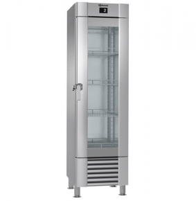 Gram MARINE MIDI KG 60 CCH 4M Glass door fridge
