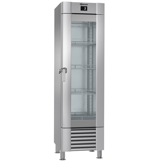 Gram MARINE MIDI KG 60 CCH 4M Glass door fridge